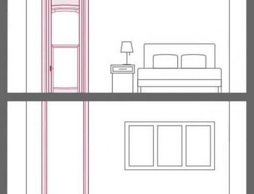 Dual-access doors