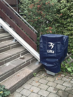 Lifta stairlifts Satio reference 01