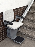 Lifta stairlifts Satio reference 03