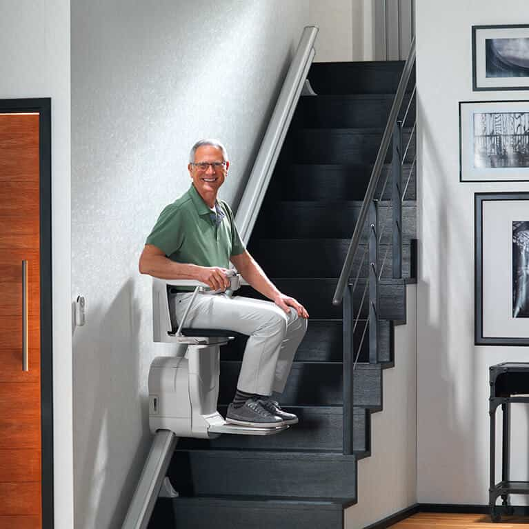Lifta stairlift for every staircase