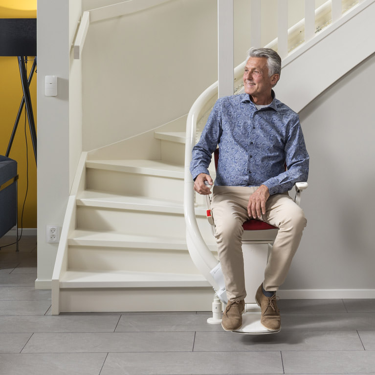Lifta Stairlift functional
