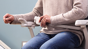 Stairlift feature practical