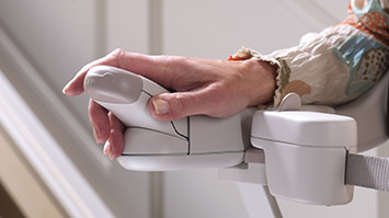Stairlift feature user-friendly