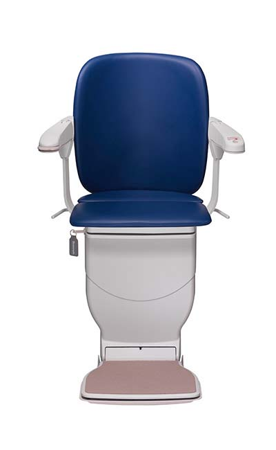 Stairlift Siena blue