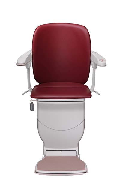 Stairlift Siena red