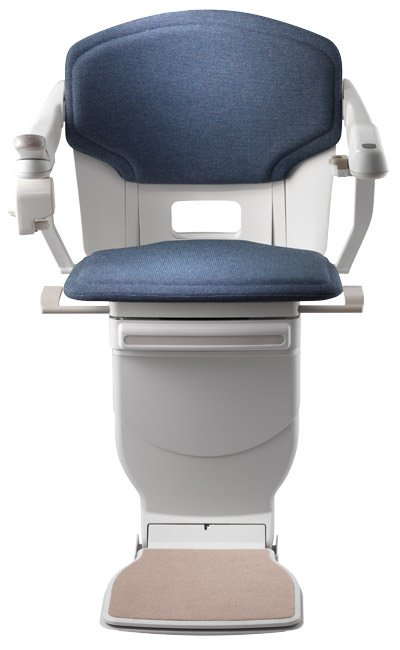 Stairlift Solus blue