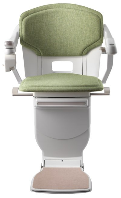 Stairlift Solus green