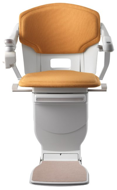 Stairlift Solus mustard