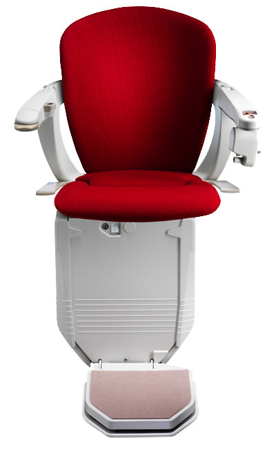 Stairlift Starla red